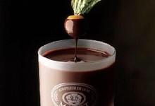 Fondues au chocolat