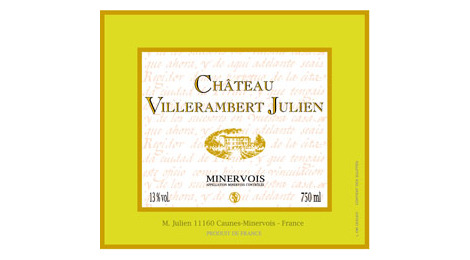 MICHEL JULIEN - CHÂTEAU VILLERAMBERT