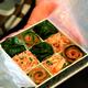 Rouleaux de courgette au saumon fumé