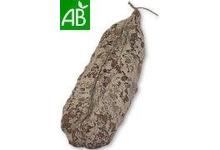 Saucisson d'Auvergne Biologique