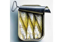 La conserve de poisson
