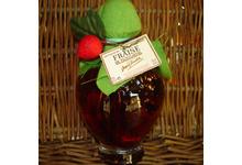 La liqueur de fraise de plougastel