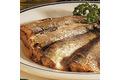 La sardine à l'huile