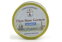 Le thon blanc germon