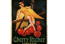 Le cherry rocher