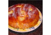 La galette bressane