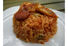 Le riz à la gachucha