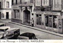 rue Montorge 1900