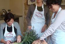 cooking in provence