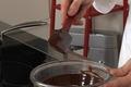 Mettre un chocolat au point