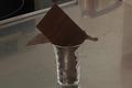 Réaliser de fines feuilles de chocolat