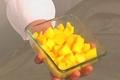 Préparer une mangue