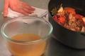 Réaliser un fumet de crustacé