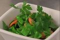 Faire sauter des légumes