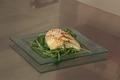 Salade d'ailes de raie à la vinaigrette citronnée