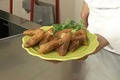 Briouate de volaille aux épices chaudes et citron confit