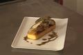 Râble de lapin au basilic, polenta crousti-moelleuse