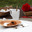 assiette palmier biodégradable ecologique