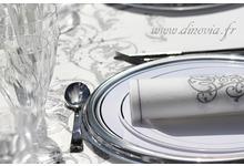 vaisselle jetable mariage