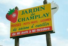 jardin de champlay