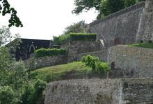 le jardin des Arts et de la Coutellerie à Nontron