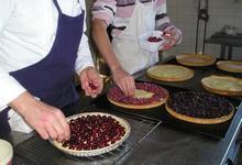 garnissage tarte