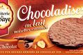Chocoladises Lait Noisettes Caramel