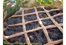 tarte aux pruneaux de l'île d'Yeu