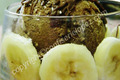 Verrine Banane Chocolat (par la confiserie lopez)