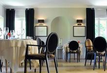 Hôtel De Mougins, restaurant Le Jardin