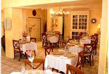 La Bastide Cabezac, restaurant l'olivier