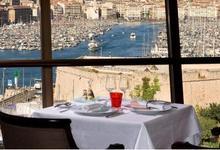Sofitel Marseille Vieux Port, restaurant  Les Trois Forts