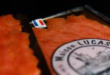 Saumon français 2 tranches