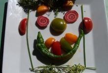 Entre Terre Et Mer, restaurant BIO Le Potager