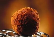 Truffes au chocolat ey caramel au beurre salé P'tit zef