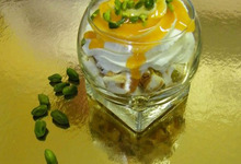 Verrine Chantilly Nougat