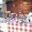 Marché de Bernay (La place Sainte Croix à la place Paul Dérou )