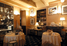 Restaurant Crouzil, Hôtel L'ecrin