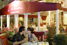 Restaurant l'Etrier, Royal Barrière