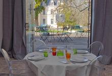 Château De Nieuil, restaurant La Grange Aux Oies