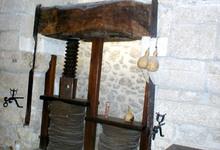 Les anciens pressoirs du Moulin