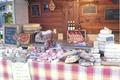 Marché de Laruns (terrois et fromages)