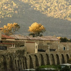 monastère de la Verne