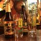 bière Princesse (à droite)