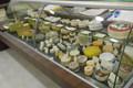 Petit aperçu de la gamme de fromages