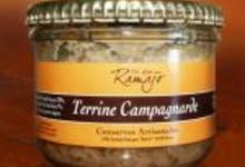 Terrine Campagnarde 180 gr