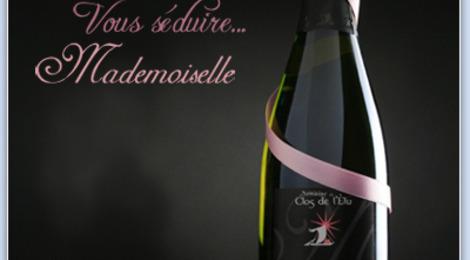 Crémant de Loire Mademoiselle, Clos de l'Elu, par 6 bouteilles