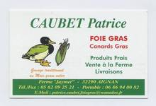 "Ferme ""Jaymet"", Patrice Caubet"