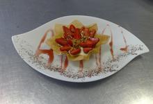 tulipe de fraises