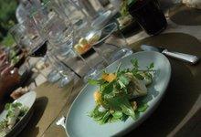 La Chassagnette, restaurant potager BIO